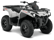 CanAm Outlander ATV 450L Front Right