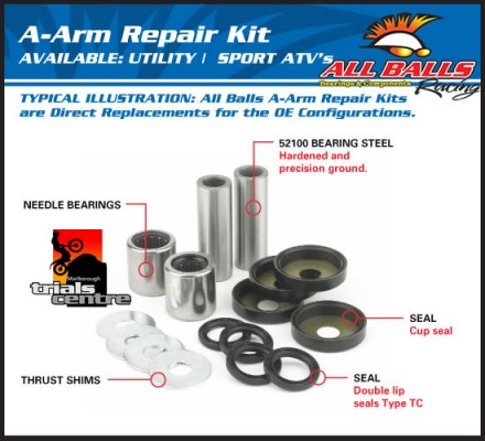 All Balls Racing A Arm Repair Kit.jpg
