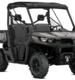 2018 Defender XT HD10 Pure Magnesium Metallic 3 4 Front