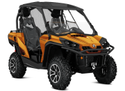 Can Am Marlborought Trials Blenheim Commander Limited Ssv Atv Front Congac