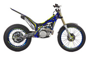 2017 Sherco Trials St125 Factory Available At Marlborough Trials Centre Blenheim NZ