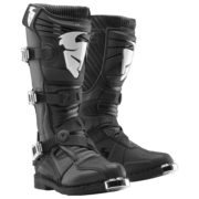 Thor Ratchet Boots Black