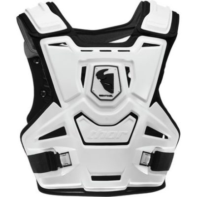 Thor Sentinel Chest Protector White
